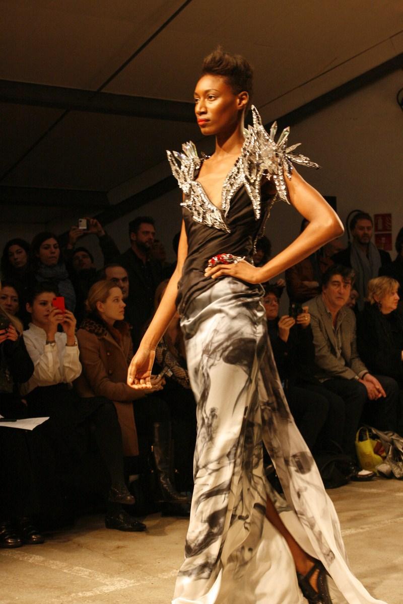 On aura tout vu haute couture paris spring summer 2012 for Haute couture spelling